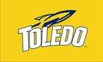 Toledo Rockets 3' X 5' Flag