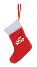 Toledo Rockets Stocking Gift Card Ornament