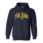 University of Toledo MV Sport Comfort Fleece Hood