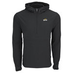 VANTAGE PULLOVER STRETCH ANORAK CHARCOAL -S