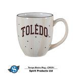 Toledo Speckled Tempe Bistro Mug