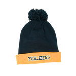 Under Armour University of Toledo Retro Beanie with Pom