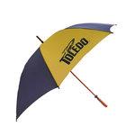 Toledo Rockets Golf Umbrella