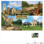 University of Toledo 5x7 Scenic Greeting Card