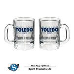 Toledo Rockets Mini Mug Shot Glass
