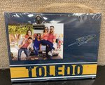 Toledo Rockets Clip It Photo Frame
