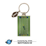 SG35 SPIRIT FOOTBALL FIELD KEY TAG