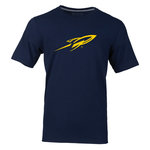 RUSSELL YOUTH ESSENTIAL TEE ROCKET ONLY NAVY -S