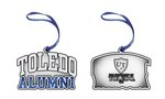 SG376 RFSJ PEWTER ORNAMENT ALUMNI