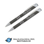 Toledo Walton Pen and Pencil Set