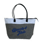 University of Toledo Manchester Tote Bag