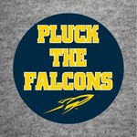 Pluck the Falcons Button