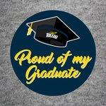 University of Toledo Graduate Button