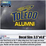 University of Toledo Decal Alumni