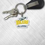 Toledo Sport Logo Alumni Key Chain