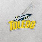 Toledo Rockets Sport Logo Acrylic Ornament