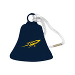 Toledo Rockets Bevins Christmas Bell Ornament