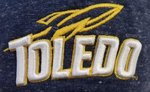 University of Toledo Quilted Women's UA Cap
