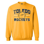 Toledo Inside Seal Comfort Fleece Crew