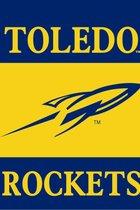 "Toledo Rockets 30"" X 40"" 3 Panel Banner"