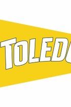 Toledo Rockets Football Helmet Pennant