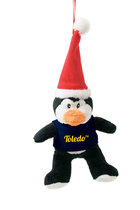 Toledo Plush Penguin Ornament