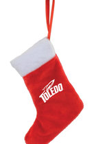 Toledo Rockets Stocking Gift Card Ornament