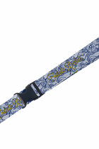 Toledo Rockets Sublimated Flower Lanyard