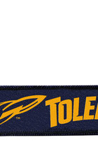 Toledo Rockets Embroidered Key Tag