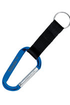 Toledo Carabiner with Strap
