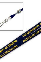 University of Toledo Shoestring Lanyard