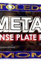 University of Toledo Stockdale Metal License Plate Frame -MOM