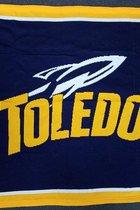 University of Toledo Knit Blanket