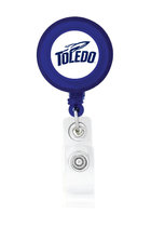 Sport Logo Retractable ID Holder