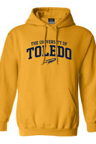 University of Toledo Comfort Fleece Hood