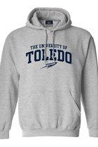 University of Toledo Comfort Fleece Hood