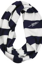 University of Toledo Gold Striped Infinity Scarf