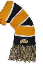 University of Toledo Lightweight Striped Knit Scarf