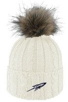 Toledo Rockets Knit Cuff Hat with Faux Fur Pom