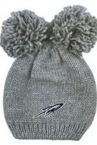 Toledo Rockets Rey Double Pom Knit Youth Hat