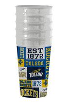 University of Toledo Rockets Spirit Cup 5-Pack