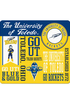 Toledo Rockets Extra Thick Mouse Pad