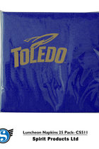 Toledo Rockets Sport Logo Luncheon Napkins