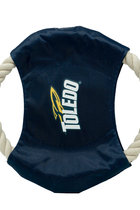 Toledo Rockets Puppy Rope Disc Toy
