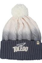 Toledo Rockets Dissolve Cuffed Knit Beanie