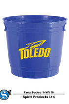 University of Toledo Rockets Party Bucket