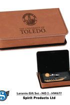 University of Toledo Laramie Wine Gift Set