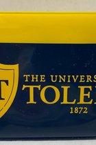 University of Toledo Vinyl ID Holder