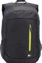 Case Logic Jaunt Backpack Gray w/ Neon Yellow Accents