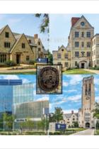 University of Toledo Scenic Mouse Pad